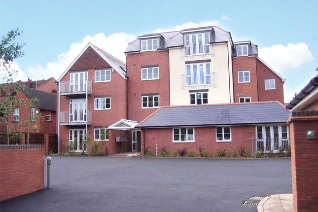 Thumbnail Flat for sale in Alpha House, Napier Road, Crowthorne, Berkshire