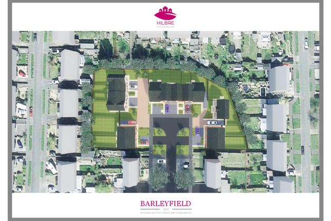 Thumbnail Terraced house for sale in Barleyfield, Heswall, Wirral
