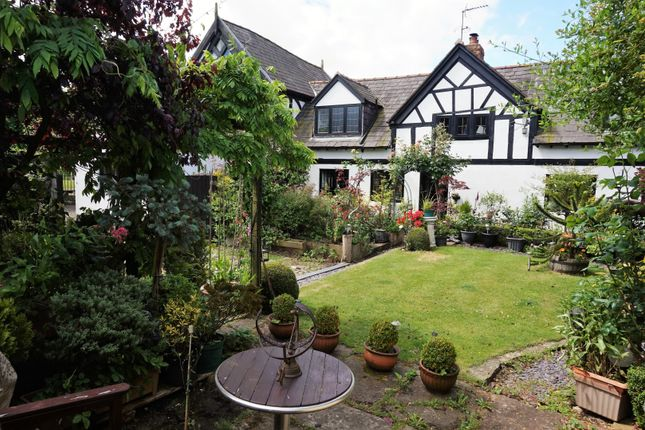 Thumbnail Cottage for sale in Church Street, Tarvin