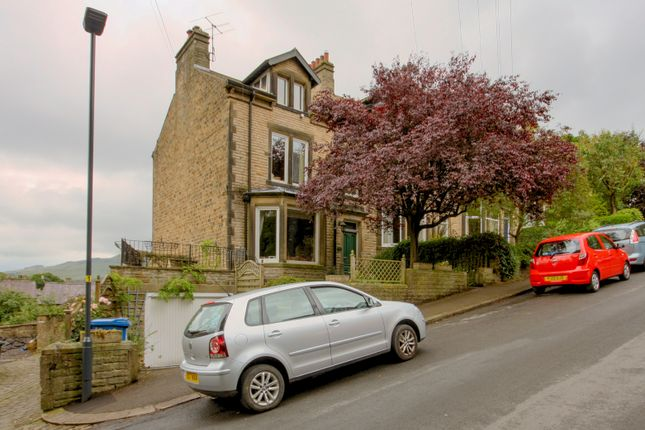 Thumbnail End terrace house for sale in West Bank Road, Skipton