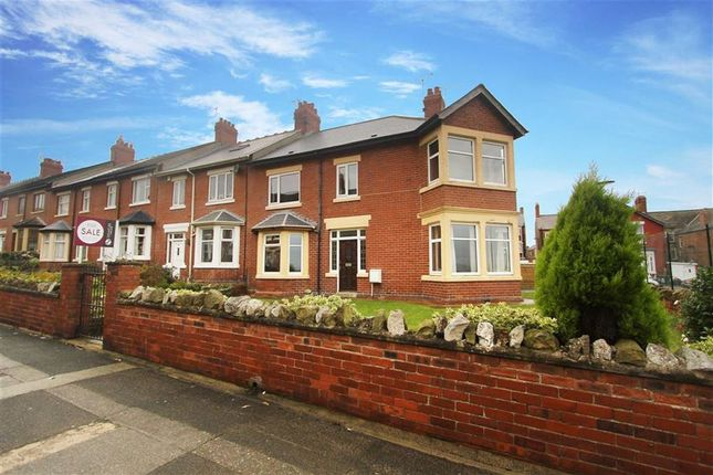 4 bed terraced house for sale in Helena Avenue, Whitley Bay, Tyne And Wear