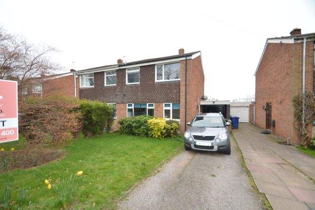 3 bed semi-detached house to rent in Orchard Avenue, Shoal Hill Cannock WS11