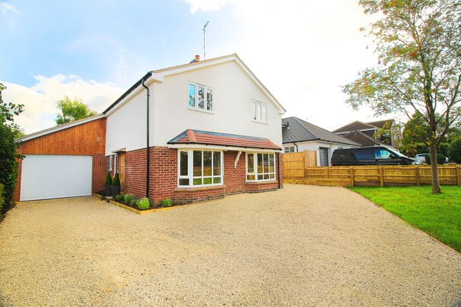 Thumbnail Detached house for sale in Highland Road, Kenilworth