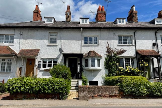 Terraced house for sale in Thames Terrace, Sonning, Reading