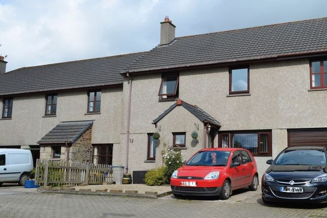 Thumbnail Terraced house for sale in Sycamore Close, Praze, Camborne