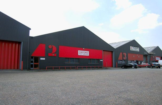Thumbnail Industrial to let in 2 Colwell Drive, Abingdon
