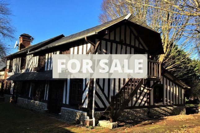 Thumbnail Property for sale in Berville-Sur-Mer, Haute-Normandie, 27210, France