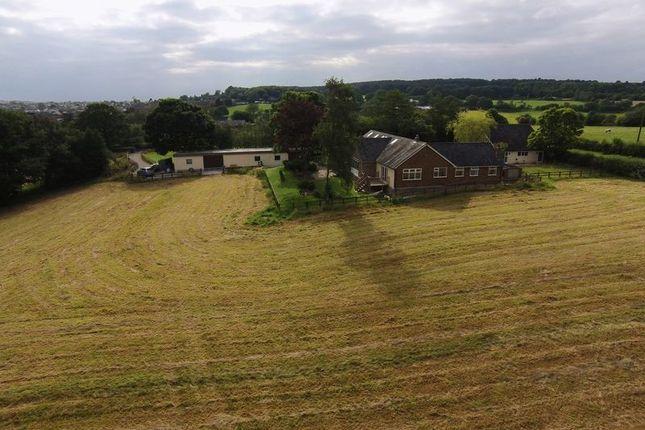 Thumbnail Detached house for sale in Little Blythe Farm, Leek Road, Weston Coyney, Stoke-On-Trent