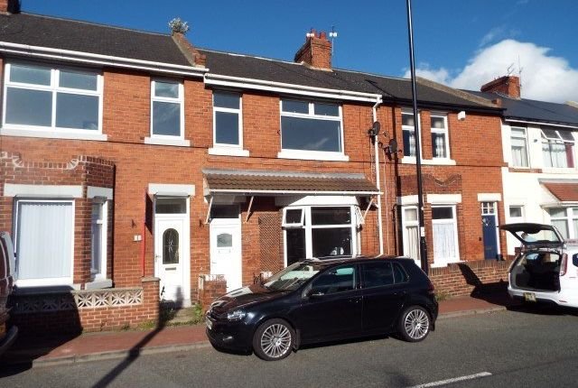 Thumbnail Terraced house for sale in Warwick Terrace, New Silksworth, Sunderland