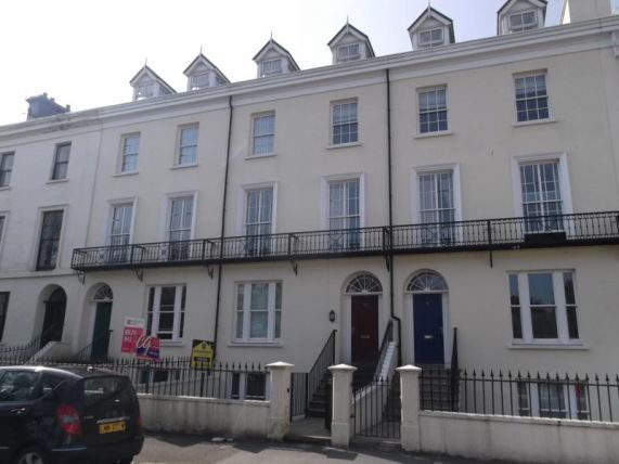 Thumbnail Flat to rent in 54 Derby Square, Douglas