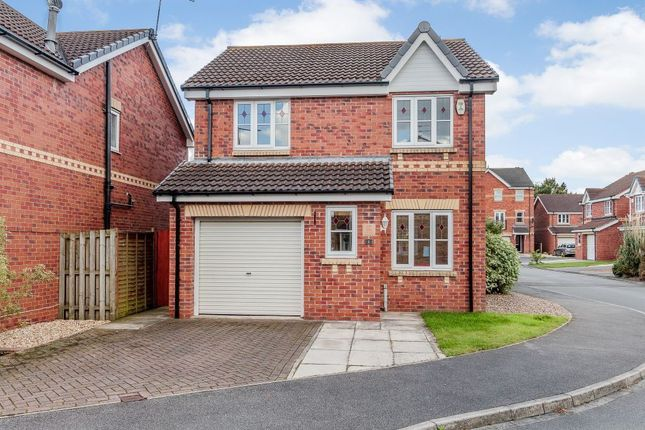 Thumbnail Detached house to rent in Shuttle Close, Rossington, Doncaster