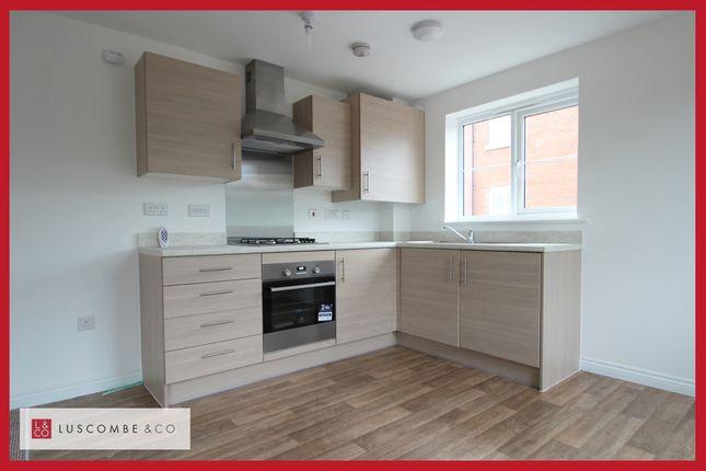 Thumbnail Flat to rent in Lysaght Gardens, Newport