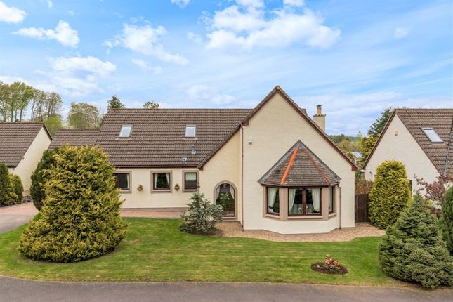 Thumbnail Detached house for sale in March Pines, 3 Tarfhaugh Brae, West Linton