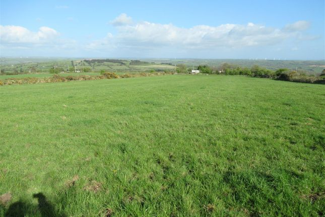 Thumbnail Land for sale in 13.25 Acre Adjacent To Crigiau, Pentregalar, Crymych