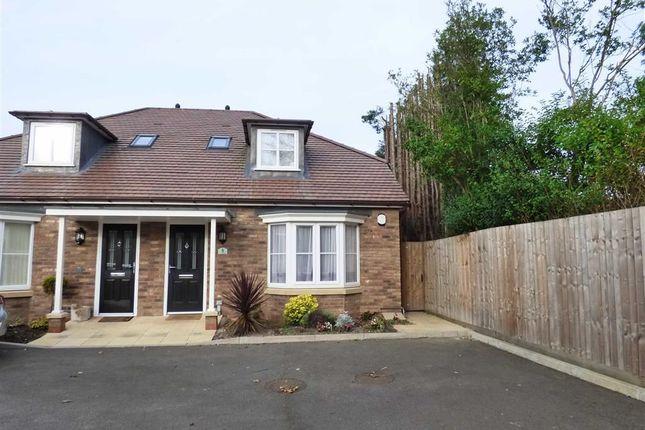 Thumbnail Semi-detached bungalow for sale in Penkridge Gardens, Wolverhampton