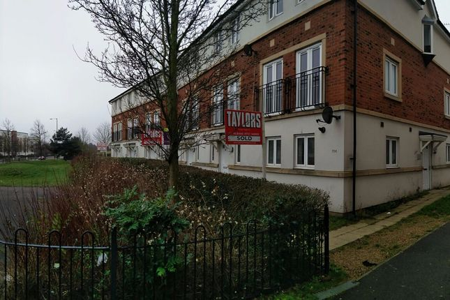 Thumbnail Terraced house to rent in Mosquito Way, Hatfield