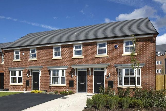 "3 bedroom terraced house for sale in ""Archford"" at London Road, Nantwich"
