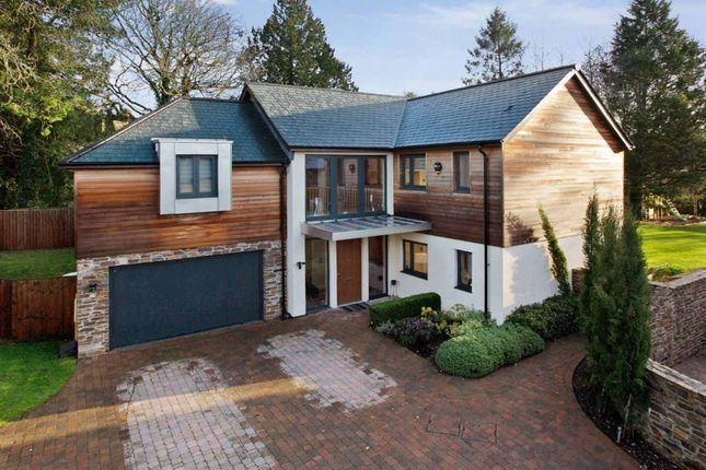 Thumbnail Detached house for sale in Chapel Court, Chudleigh