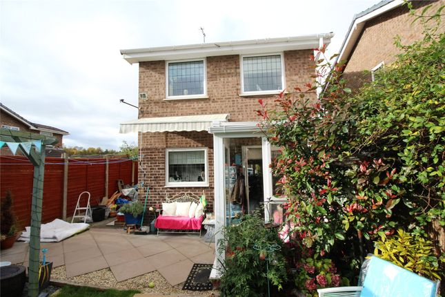 Thumbnail Property to rent in Halesworth Road, Pendeford, Wolverhampton