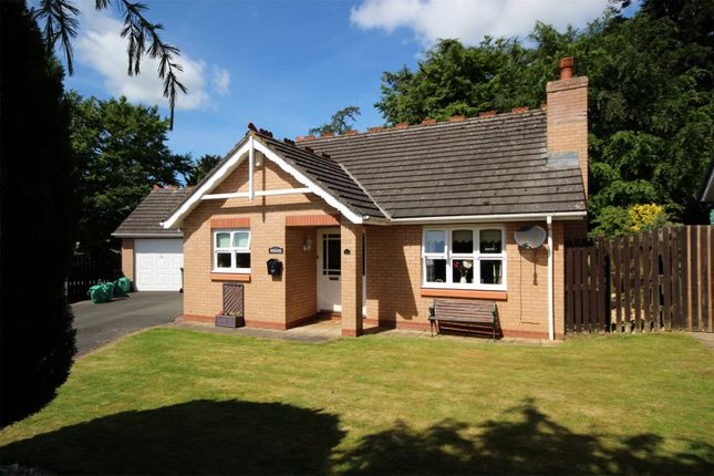 Thumbnail Detached bungalow for sale in Sidari, 11 Larch Drive, Stanwix, Carlisle, Cumbria