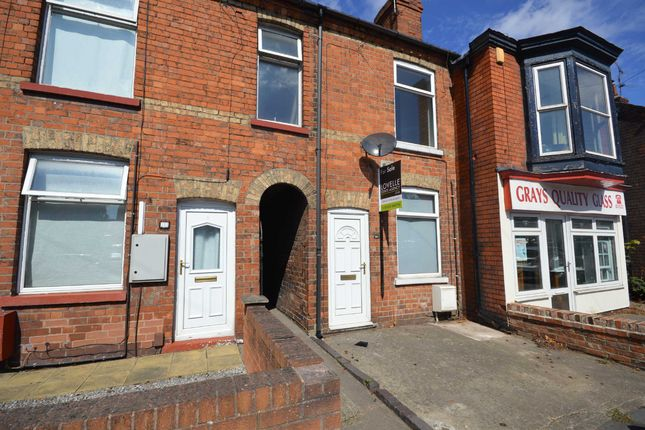 Terraced house for sale in Newark Road, Lincoln