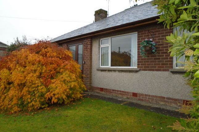 Thumbnail Bungalow for sale in Central Drive, Ulverston