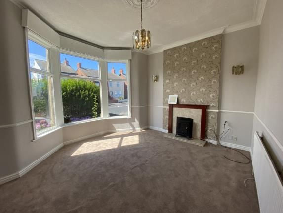 Living Room of Vicarage Lane, Blackpool, Lancashire FY4