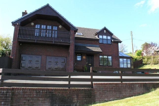 Thumbnail Detached house for sale in Off Presteigne Road, Knighton