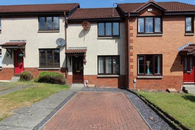 Thumbnail Terraced house to rent in Parkvale Gardens, Erskine