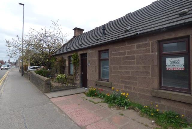 Thumbnail Terraced bungalow to rent in 59B Glamis Road, Forfar, Angus
