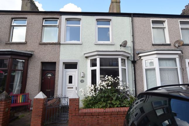 2 bed terraced house for sale in Prince Street, Dalton-In-Furness, Cumbria
