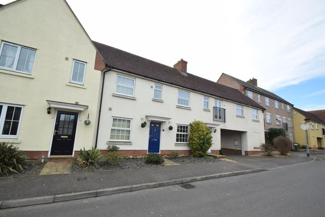Thumbnail Terraced house to rent in Holst Avenue, Witham, Essex