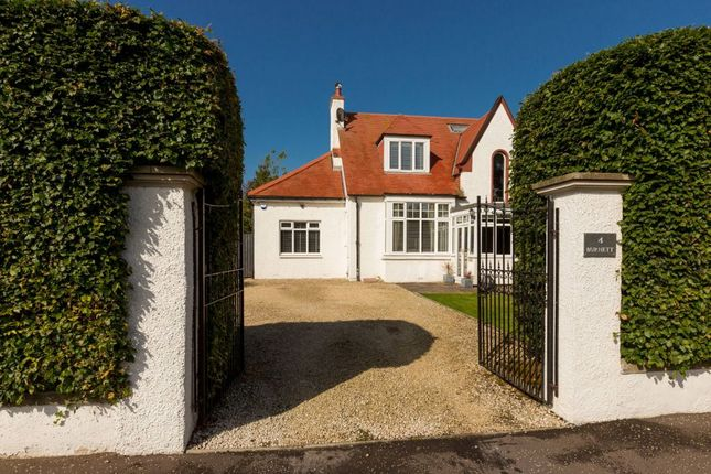 Thumbnail Detached house for sale in 4 Cammo Gardens, Cammo
