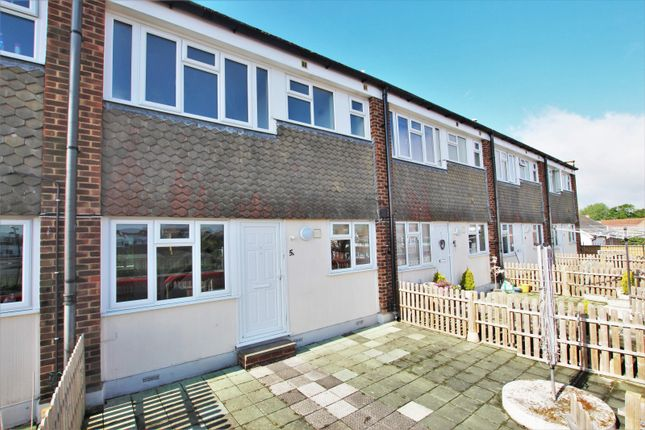 3 bed flat to rent in Churchill Parade, The Street, Rustington BN16
