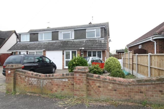 Thumbnail Semi-detached house for sale in Mayland, Chelmsford, Essex