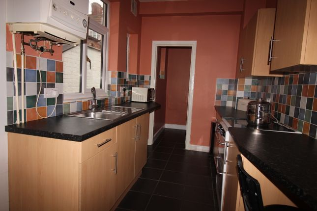 Thumbnail 2 bed terraced house to rent in Bowden St, Stoke On Trent