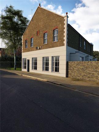 Thumbnail Detached house for sale in Claremont Road, West Byfleet, Surrey