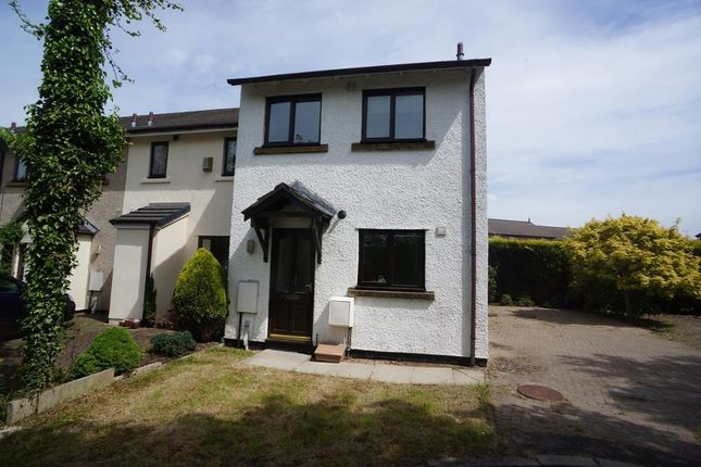 Thumbnail End terrace house to rent in Kirkmoor Close, Clitheroe, Lancashire