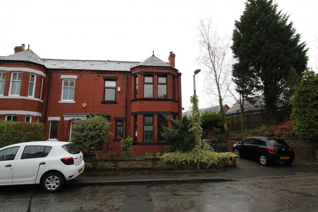 Thumbnail Semi-detached house for sale in Ellastone Road, Salford