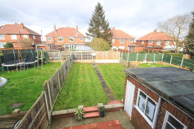 Rear Garden of Langthwaite Road, Scawthorpe, Doncaster DN5