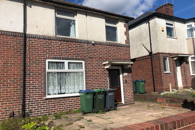Thumbnail Semi-detached house to rent in Oak Road, West Bromwich