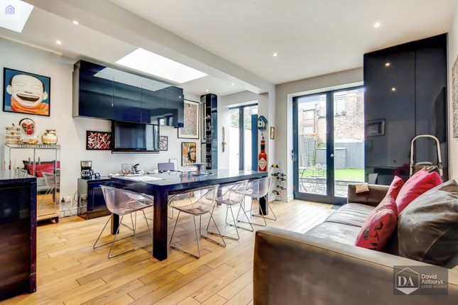 Thumbnail Terraced house for sale in Harvey Road, London