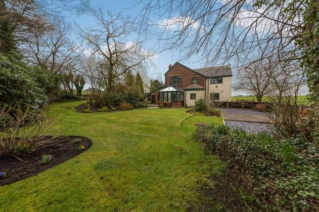 Thumbnail Detached house for sale in Newmarket Road, Ashton-Under-Lyne, Greater Manchester, Daisy Nook