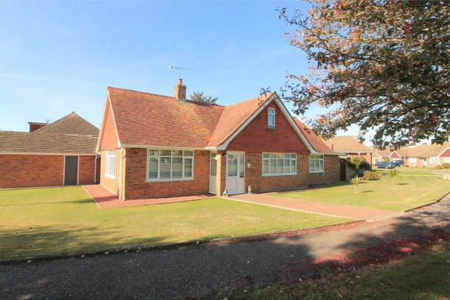 Thumbnail Detached bungalow for sale in The Barnhams, Bexhill On Sea, East Sussex