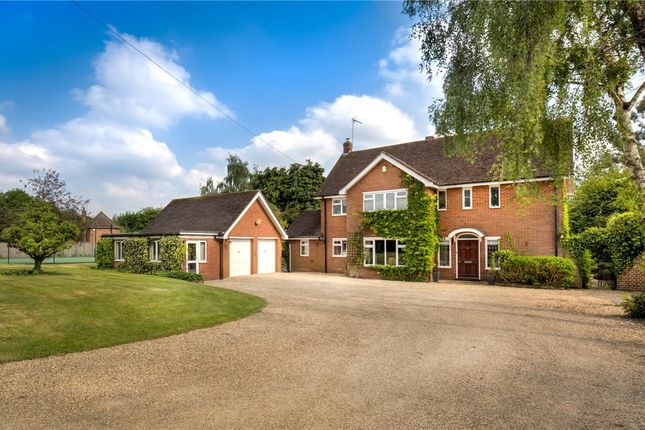 Thumbnail Detached house for sale in Church End, Albury, Ware