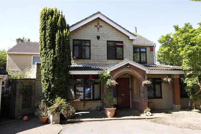 Thumbnail Detached house for sale in Kewstoke, Weston-Super-Mare