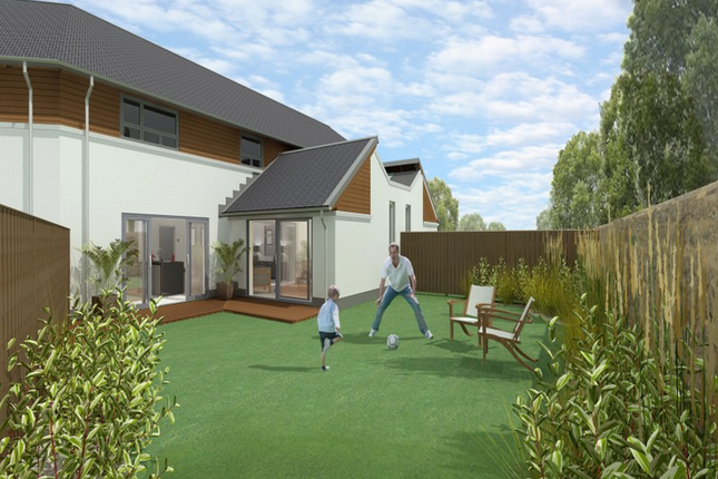 Thumbnail End terrace house for sale in Brighouse Park Drive, Caer Amon, Cramond, Edinburgh