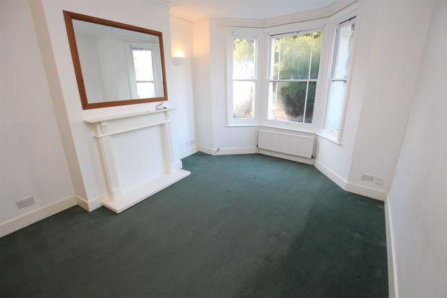 Living Room of Harold Road, Hastings TN35
