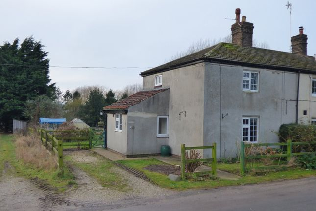 2 bed semi-detached house to rent in Gunnerby Road, Hatcliffe, Grimsby DN37