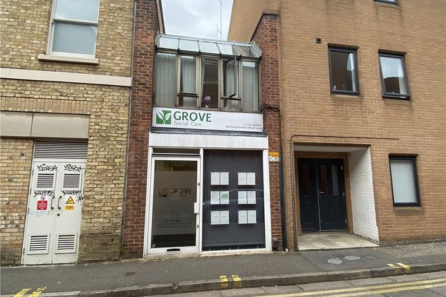 Thumbnail Office for sale in North Street, Peterborough, Cambridgeshire